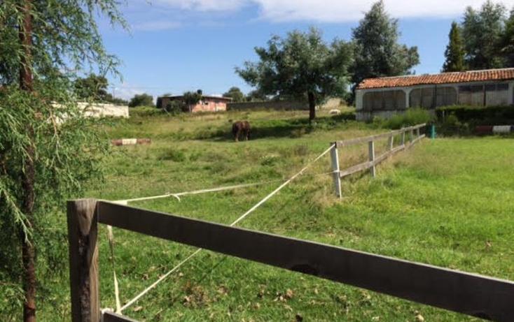 Foto de terreno habitacional en venta en pirules , san diego, san pedro cholula, puebla, 1410649 No. 11