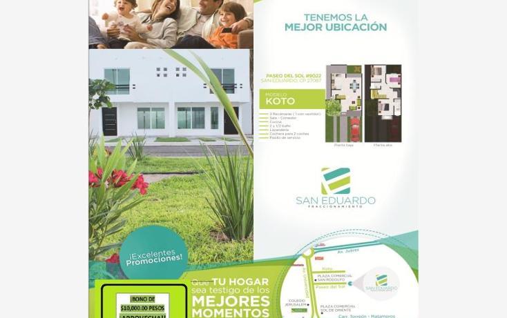 Foto de casa en venta en san eduardo 1, san eduardo, torreón, coahuila de zaragoza, 2675397 No. 02