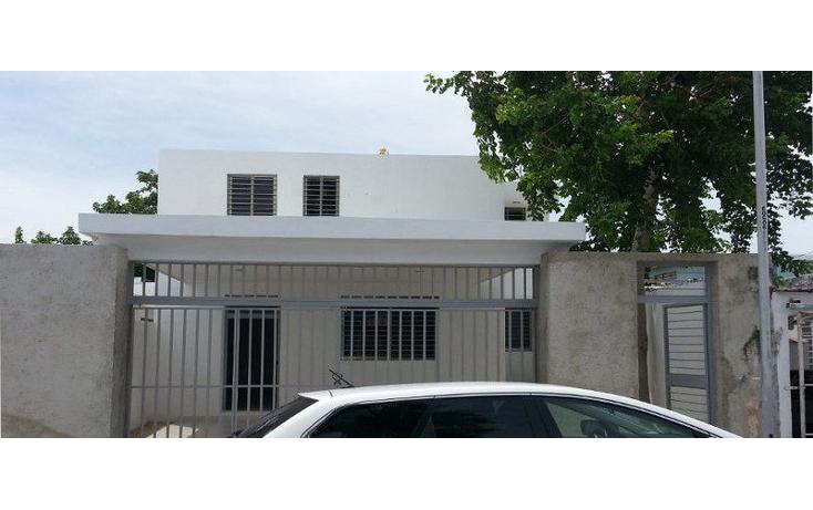 Foto de departamento en renta en  , san esteban, mérida, yucatán, 1347619 No. 01