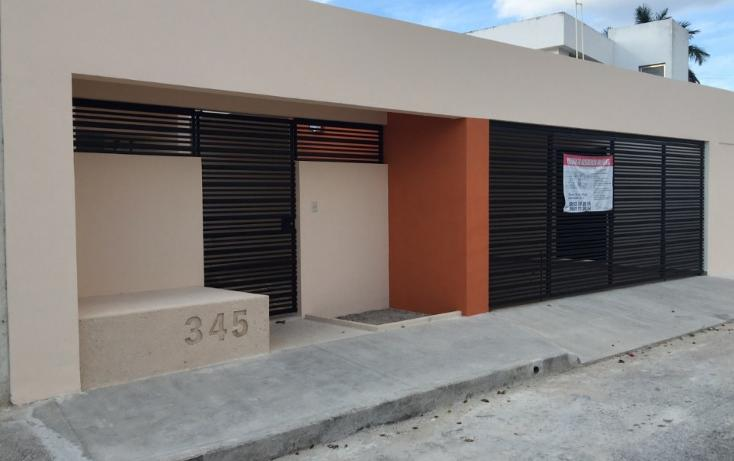 Foto de casa en venta en  , san esteban, mérida, yucatán, 1662228 No. 01