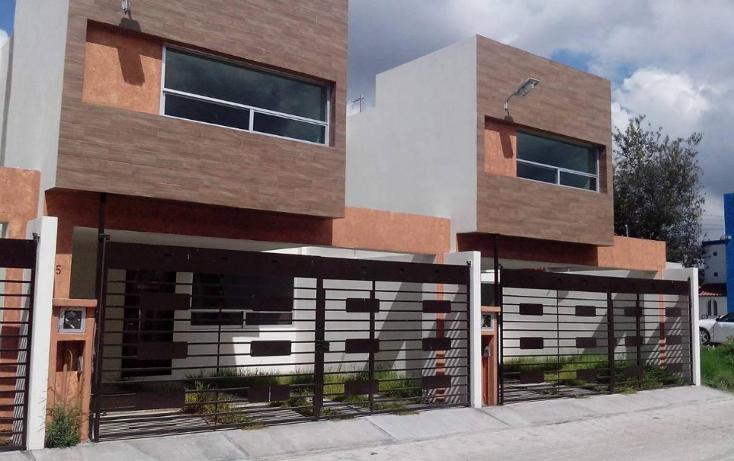 Foto de casa en venta en  , san esteban tizatlan, tlaxcala, tlaxcala, 1619212 No. 01