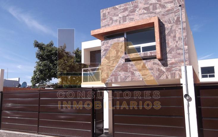 Foto de casa en venta en  , san esteban tizatlan, tlaxcala, tlaxcala, 1628142 No. 01