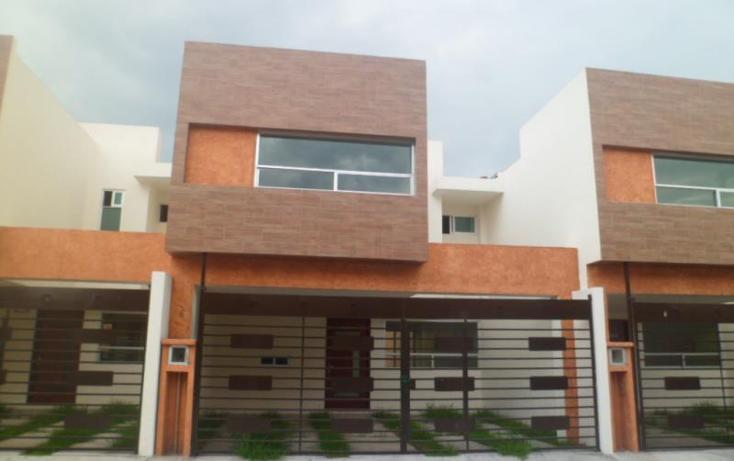 Foto de casa en venta en  , san esteban tizatlan, tlaxcala, tlaxcala, 811311 No. 01