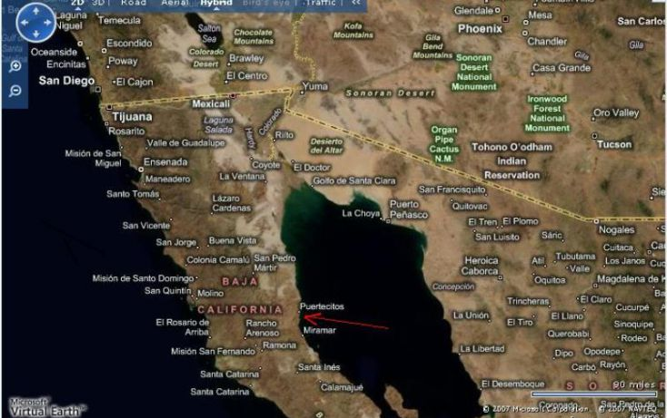 Foto de terreno habitacional en venta en san felipe 5, san felipe, mexicali, baja california norte, 1734556 no 15