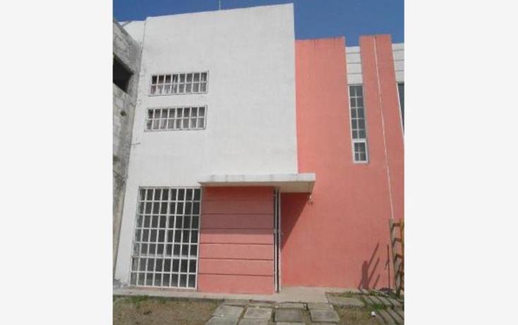 Foto de casa en renta en  99, colinas de santa fe, veracruz, veracruz de ignacio de la llave, 762697 No. 01