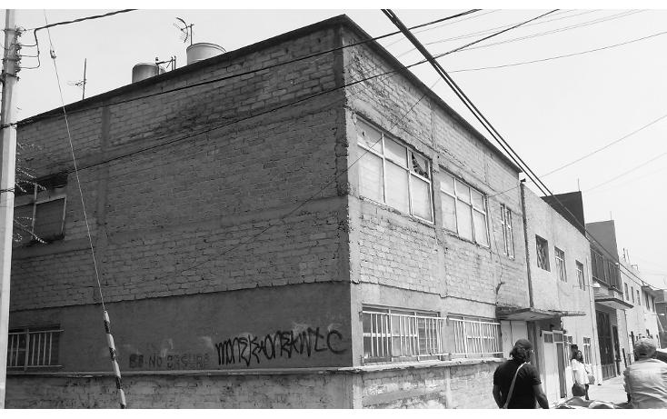 Foto de edificio en venta en  , san felipe de jesús, gustavo a. madero, distrito federal, 1264759 No. 01