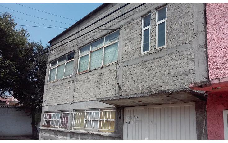 Foto de edificio en venta en  , san felipe de jesús, gustavo a. madero, distrito federal, 1264759 No. 03