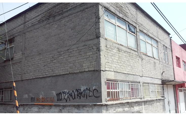 Foto de edificio en venta en  , san felipe de jesús, gustavo a. madero, distrito federal, 1264759 No. 04