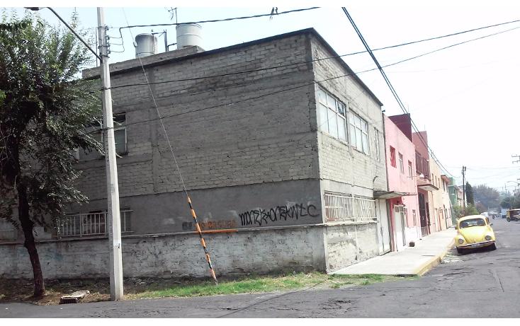 Foto de edificio en venta en  , san felipe de jesús, gustavo a. madero, distrito federal, 1264759 No. 08