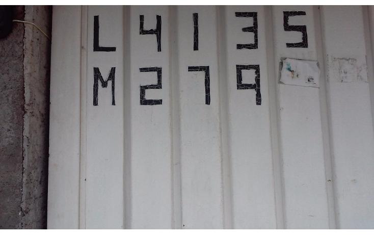 Foto de edificio en venta en  , san felipe de jesús, gustavo a. madero, distrito federal, 1264759 No. 09