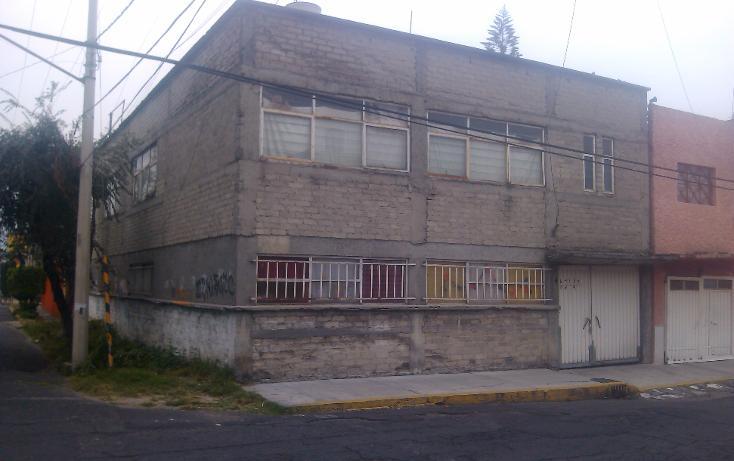 Foto de edificio en venta en  , san felipe de jesús, gustavo a. madero, distrito federal, 1440033 No. 01