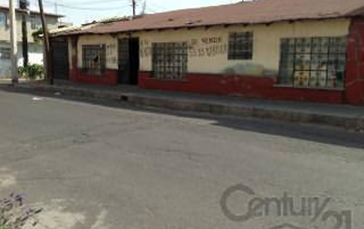 Foto de terreno habitacional en venta en  , san felipe de jes?s, gustavo a. madero, distrito federal, 1858674 No. 01