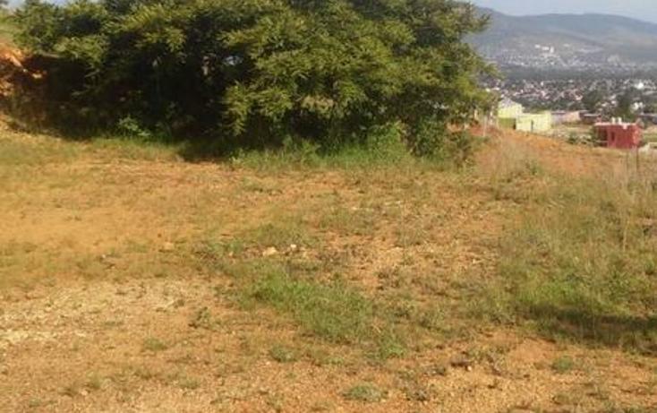 Foto de terreno habitacional en venta en  , san felipe del agua 1, oaxaca de juárez, oaxaca, 1009259 No. 01