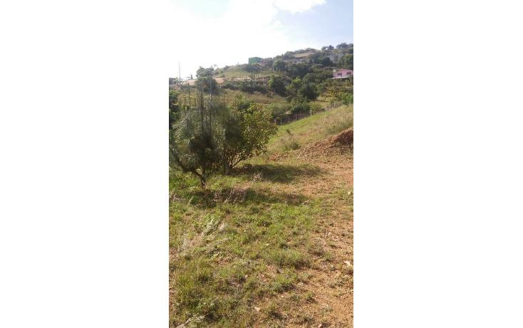 Foto de terreno habitacional en venta en  , san felipe del agua 1, oaxaca de juárez, oaxaca, 1009259 No. 02