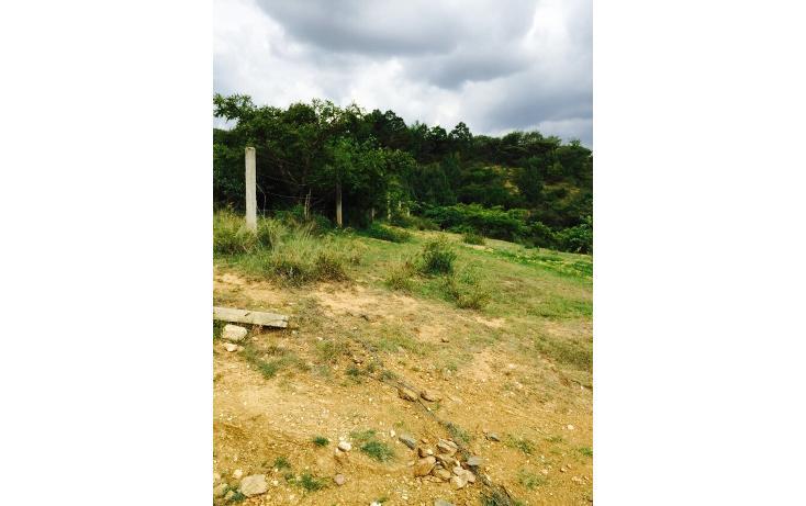 Foto de terreno habitacional en venta en  , san felipe del agua 1, oaxaca de juárez, oaxaca, 1009259 No. 05