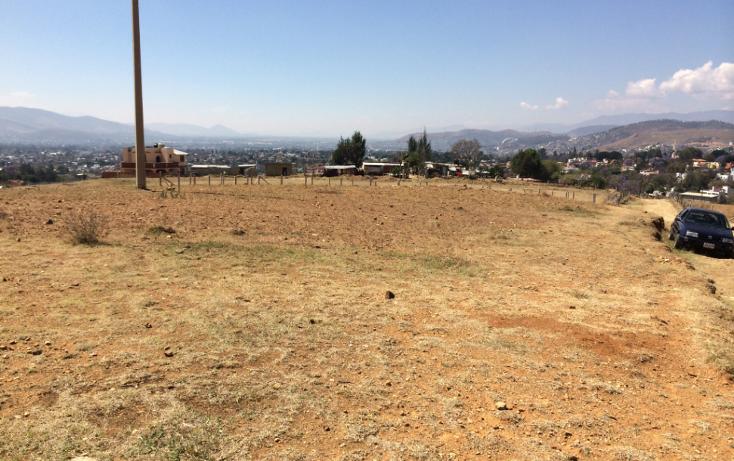 Foto de terreno habitacional en venta en  , san felipe del agua 1, oaxaca de ju?rez, oaxaca, 1266653 No. 01