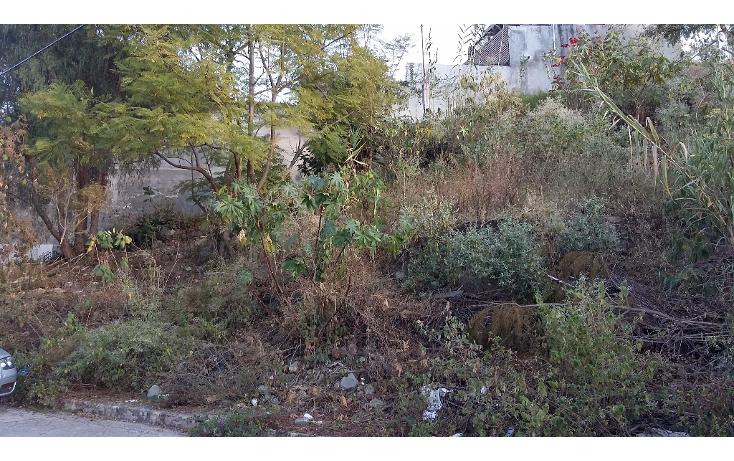 Foto de terreno habitacional en venta en  , san felipe del agua 1, oaxaca de ju?rez, oaxaca, 1285331 No. 02
