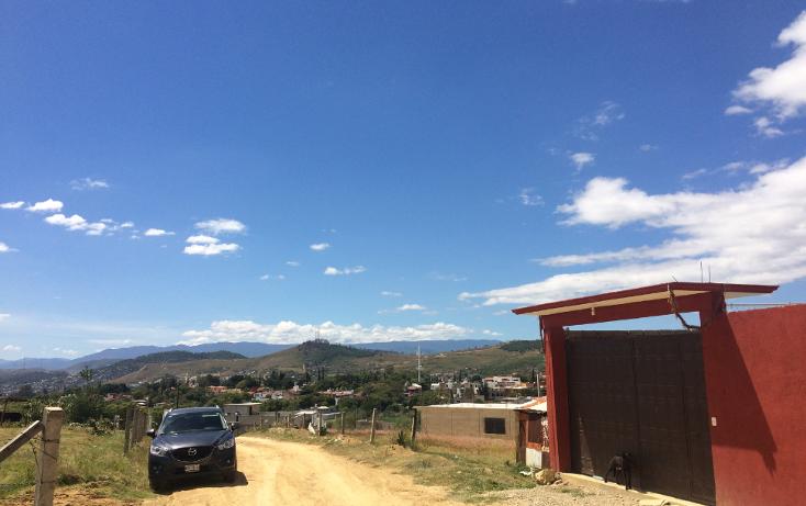 Foto de terreno habitacional en renta en  , san felipe del agua 1, oaxaca de ju?rez, oaxaca, 1410753 No. 02