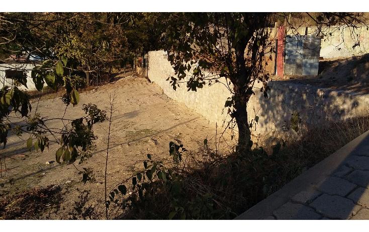 Foto de terreno habitacional en venta en  , san felipe del agua 1, oaxaca de juárez, oaxaca, 1541960 No. 01