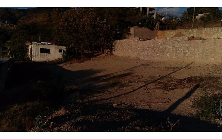 Foto de terreno habitacional en venta en  , san felipe del agua 1, oaxaca de juárez, oaxaca, 1541960 No. 02