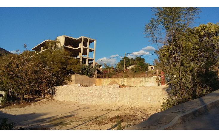 Foto de terreno habitacional en venta en  , san felipe del agua 1, oaxaca de juárez, oaxaca, 1541960 No. 03
