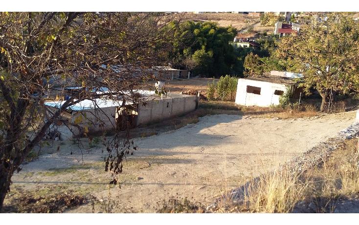 Foto de terreno habitacional en venta en  , san felipe del agua 1, oaxaca de juárez, oaxaca, 1541960 No. 04