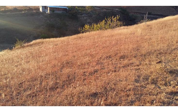 Foto de terreno habitacional en venta en  , san felipe del agua 1, oaxaca de juárez, oaxaca, 1554480 No. 01