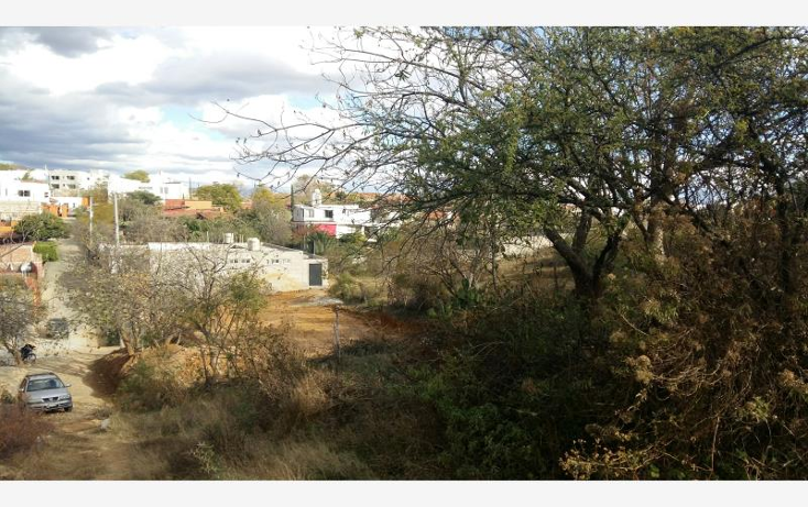 Foto de terreno habitacional en venta en calle pedrada de sal lote #5 , paraje ladera del bajio , san felipe del agua 1, oaxaca de juárez, oaxaca, 1593440 No. 05
