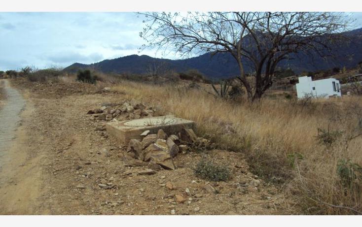 Foto de terreno habitacional en venta en  , san felipe del agua 1, oaxaca de juárez, oaxaca, 1593580 No. 02