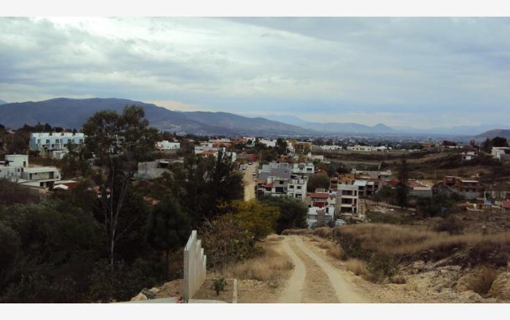 Foto de terreno habitacional en venta en  , san felipe del agua 1, oaxaca de juárez, oaxaca, 1593580 No. 04