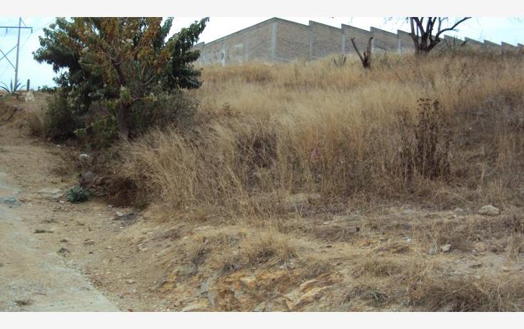 Foto de terreno habitacional en venta en  , san felipe del agua 1, oaxaca de juárez, oaxaca, 1593580 No. 05