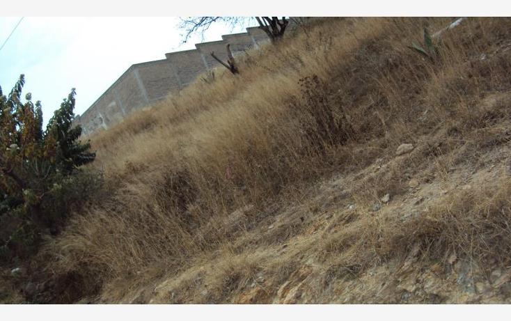 Foto de terreno habitacional en venta en  , san felipe del agua 1, oaxaca de juárez, oaxaca, 1593580 No. 06