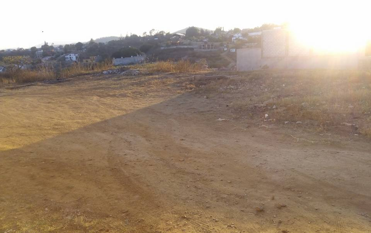 Foto de terreno habitacional en venta en  , san felipe del agua 1, oaxaca de ju?rez, oaxaca, 1759696 No. 04