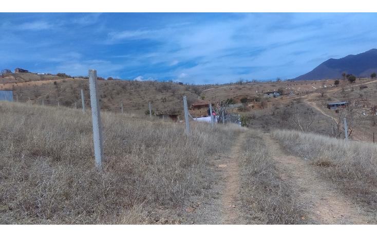 Foto de terreno habitacional en venta en  , san felipe del agua 1, oaxaca de ju?rez, oaxaca, 1985049 No. 02