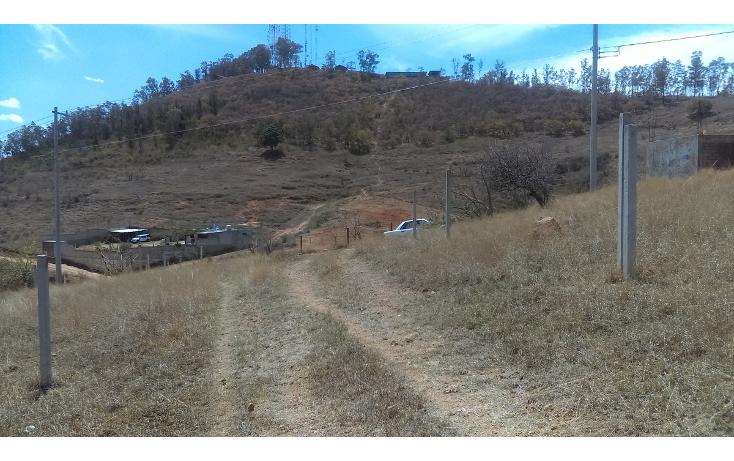 Foto de terreno habitacional en venta en  , san felipe del agua 1, oaxaca de ju?rez, oaxaca, 1985049 No. 05