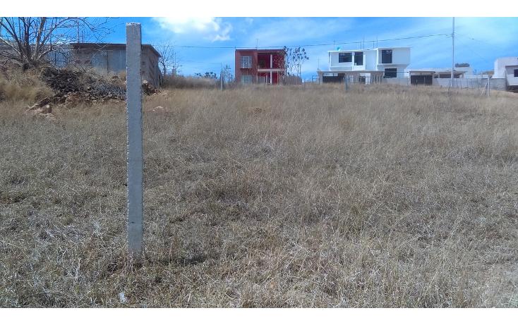 Foto de terreno habitacional en venta en  , san felipe del agua 1, oaxaca de ju?rez, oaxaca, 1985049 No. 06