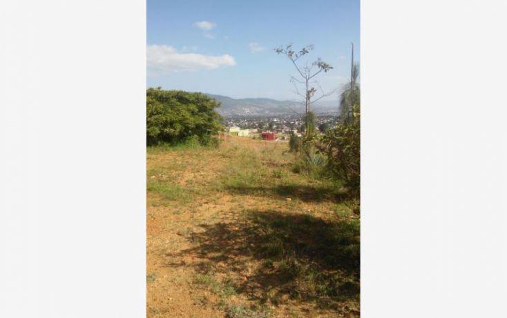 Foto de terreno habitacional en venta en san felipe del agua, san felipe del agua 1, oaxaca de juárez, oaxaca, 1441229 no 01