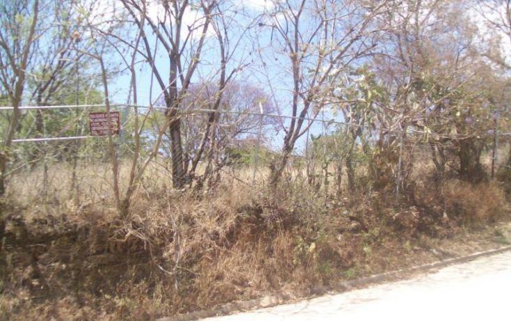 Foto de terreno habitacional en venta en san felipe del agua, san felipe del agua 1, oaxaca de juárez, oaxaca, 1618750 no 01