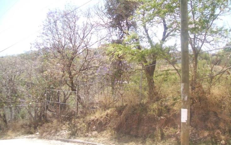 Foto de terreno habitacional en venta en san felipe del agua , san felipe del agua 1, oaxaca de juárez, oaxaca, 1618750 No. 05