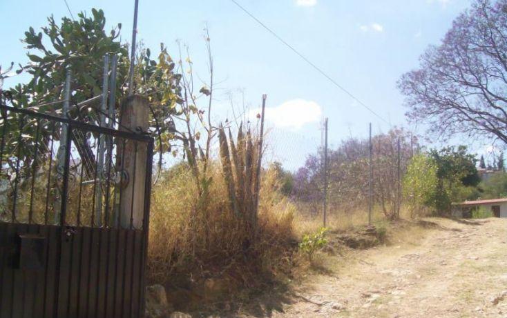 Foto de terreno habitacional en venta en san felipe del agua, san felipe del agua 1, oaxaca de juárez, oaxaca, 1618750 no 07