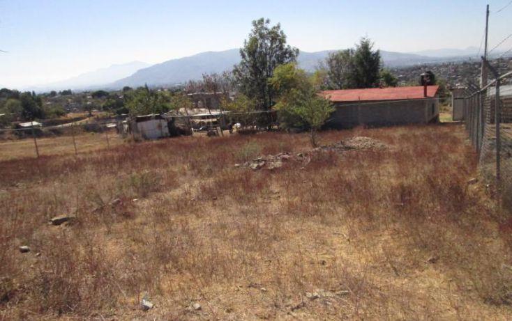 Foto de terreno habitacional en venta en san felipe del agua, san felipe del agua 1, oaxaca de juárez, oaxaca, 1670478 no 02