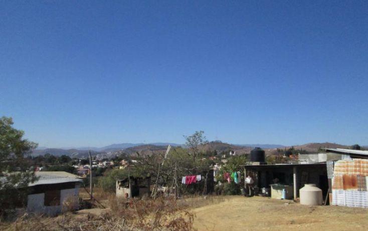 Foto de terreno habitacional en venta en san felipe del agua, san felipe del agua 1, oaxaca de juárez, oaxaca, 1670478 no 03