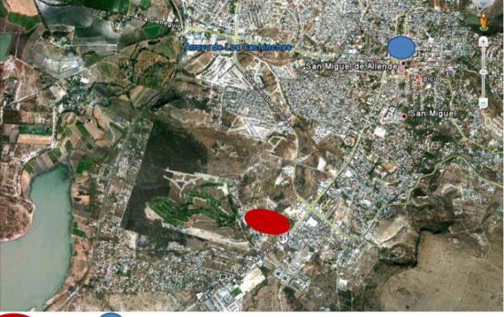 Foto de terreno comercial en venta en san felipe neri y santa cruz antes lejona, carretera san miguel celaya 5, la lejona, san miguel de allende, guanajuato, 1401405 no 01