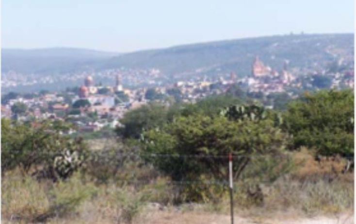 Foto de terreno comercial en venta en san felipe neri y santa cruz antes lejona, carretera san miguel celaya 5, la lejona, san miguel de allende, guanajuato, 1401405 no 04