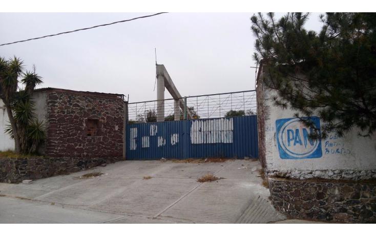Foto de terreno comercial en venta en  , san felipe teotitl?n centro, nopaltepec, m?xico, 1682136 No. 01