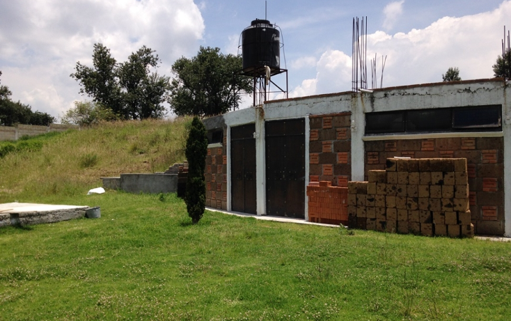 Foto de terreno habitacional en venta en  , san felipe tlalmimilolpan, toluca, méxico, 1255619 No. 04