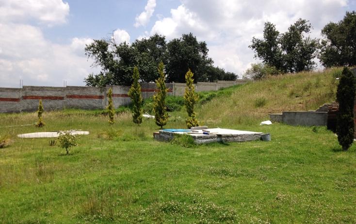 Foto de terreno habitacional en venta en  , san felipe tlalmimilolpan, toluca, méxico, 1255619 No. 05
