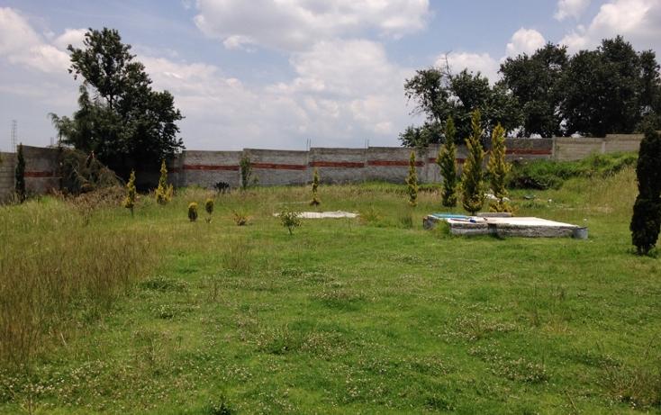 Foto de terreno habitacional en venta en  , san felipe tlalmimilolpan, toluca, méxico, 1255619 No. 06