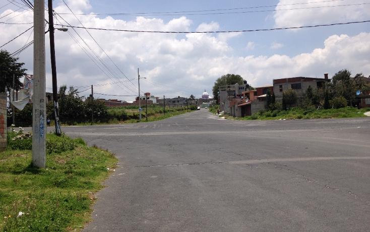 Foto de terreno habitacional en venta en  , san felipe tlalmimilolpan, toluca, méxico, 1255619 No. 14