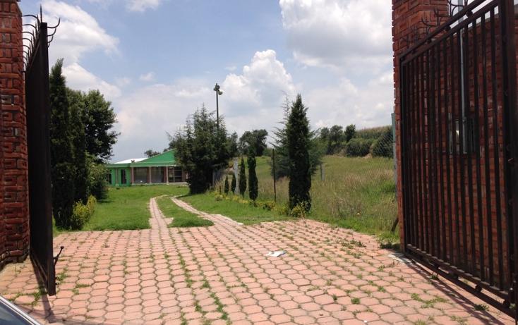 Foto de terreno habitacional en venta en  , san felipe tlalmimilolpan, toluca, méxico, 1255619 No. 20